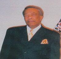 Houston Jones, Sr