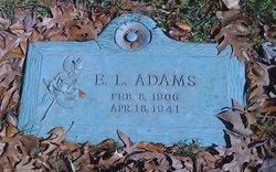 E. L. Adams