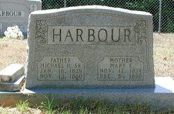 "Mary Elizabeth Catherine ""Lizzy"" <I>Cofer</I> Harbour"