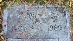 Carroll G. Abbott