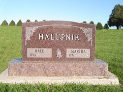 Martha P <I>Parrish</I> Halupnik