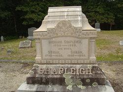 Sarah <I>Bragdon</I> Shapleigh