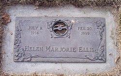 Helen Marjorie Ellis