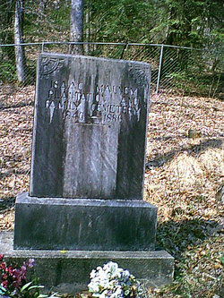 Isaac Mauney Plantation Family Cemetery