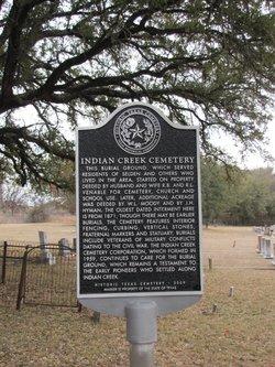 Indian Creek Cemetery