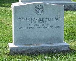 RADM Joseph Harold Wellings