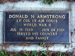 LTC Donald Newton Armstrong
