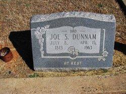 Joseph Sephas Dunnam
