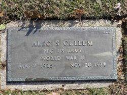 Alec S Cullum