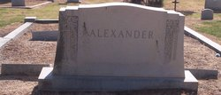 Edwin F. Alexander