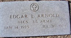 Edgar Lee Arnold