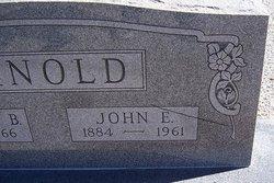 John Etheridge Arnold