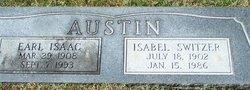 Isabel K. <I>Switzer</I> Austin