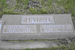 Catherine <I>Crowley</I> Hatch