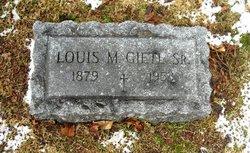 "Louis M ""Louie"" Gietl"