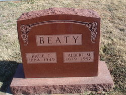 "Sarah Katherine ""Katie"" <I>Collins</I> Beaty"