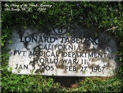 Lonard Leonard Tabeling