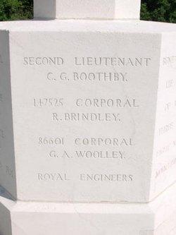 Corp George Arthur Woolley