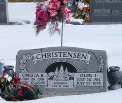Glen J Christensen