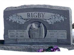 Helen Irene <I>Rodgers</I> Rigby