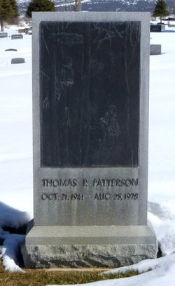 Thomas R Patterson