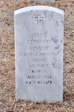 James Edward Ainslie