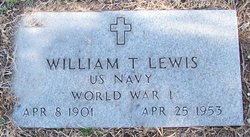 William Thomas Lewis