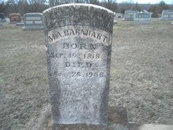 "Adam Marion ""Marion"" Barnhart"
