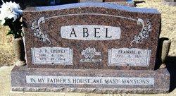 """J. F. """"Pete"""" Abel"""