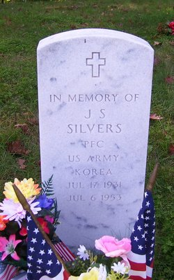 PFC John S. Silvers