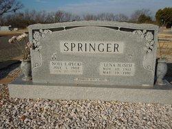 """Noel E. """"Peck"""" Springer"""