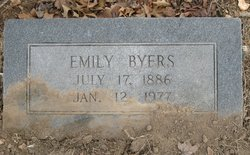 Emily <I>Heath</I> Byers