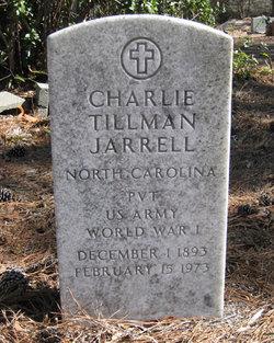 Charles Tillman Jarrell