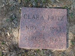 Clara Fritz