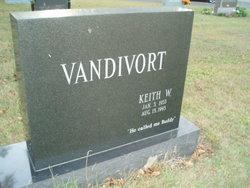 Keith W. Vandivort