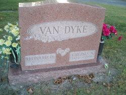 Virginia A. Van Dyke