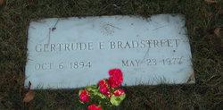 Gertrude Ethel <I>Dyer</I> Bradstreet