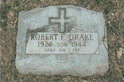 "Corp Robert Francis ""Bob"" Drake"