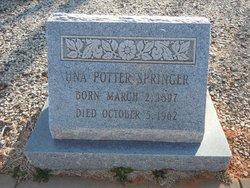 Una <I>Potter</I> Springer