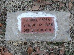Samuel Carey