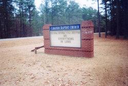 Cabaniss Baptist Church Cemetery