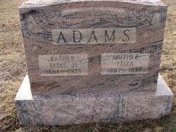 Eliza Matilda <I>Minnich</I> Adams