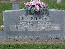 William Howard Burton