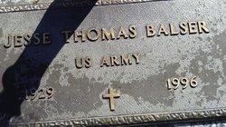 "Jesse Thomas ""Tommy"" Balser"