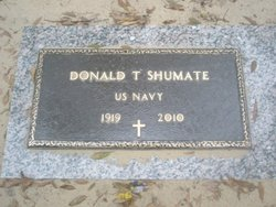 """Donald Theodore """"Don/Old Shue"""" Shumate"""