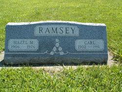 Hazel Mildred <I>Beasley</I> Ramsey