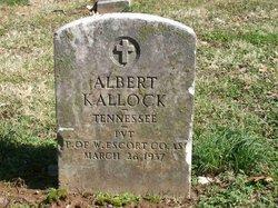 Albert Carr Kallock