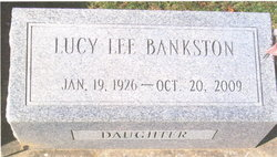 Lucy Lee Bankston