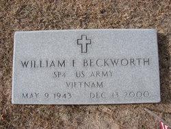 "William Franklin ""Bill"" Beckworth"