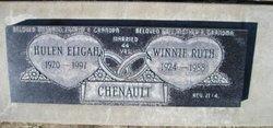 Winnie Ruth <I>Culberson</I> Chenault